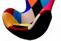 Fauteuil contemporain – excentrique et fonctionnel