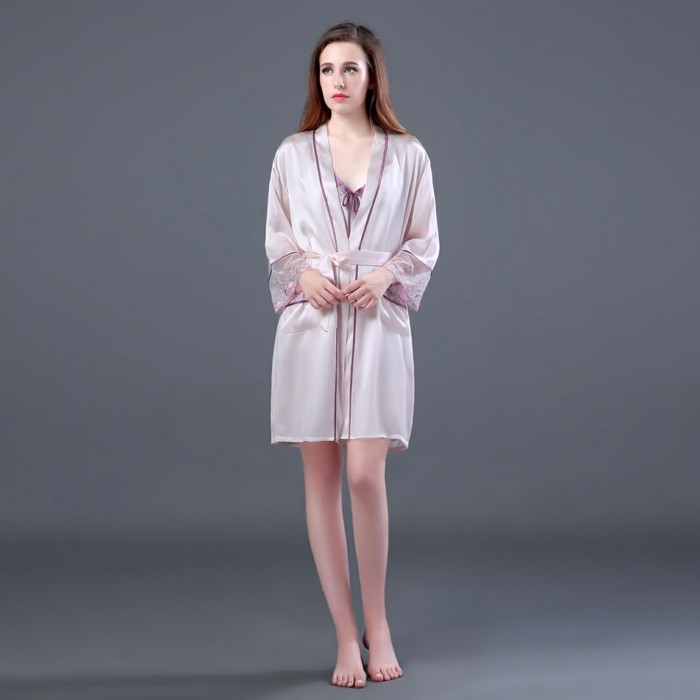 High-Quality-Women-100-Pure-Silk-font-b-Nightgown-b-font-2015-Luxury-Sleepwear-Elegant-Slim