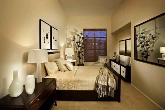 Intérieur-idée-déco-couleur-de-chambre-à-coucher-moderne-aménagement-idee