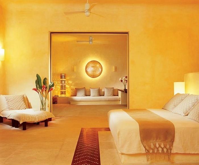 Interieur-magnifique-à-rêver-pour-couleur-chambre-a-coucher-trop-cool-golden-era