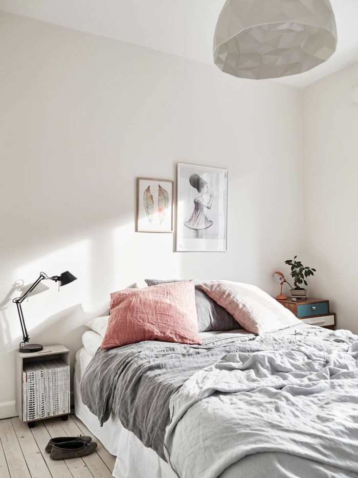 Chambre Rose Pale : … votre-chambre-à-coucher-moderne-en-belles-couleurs-blanc-et-rose-pale