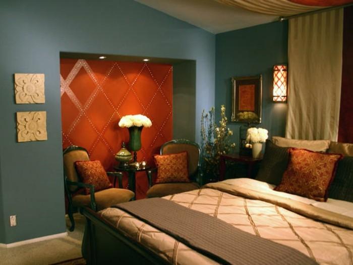 les meilleures id es pour la couleur chambre coucher. Black Bedroom Furniture Sets. Home Design Ideas