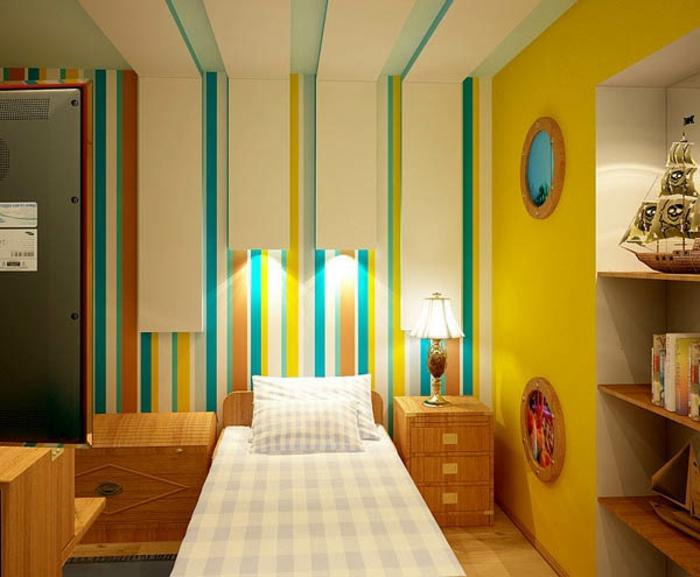 Les-dernières-tendances-pour-les-couleurs-de-votre-chambre-à-coucher-moderne-jaune