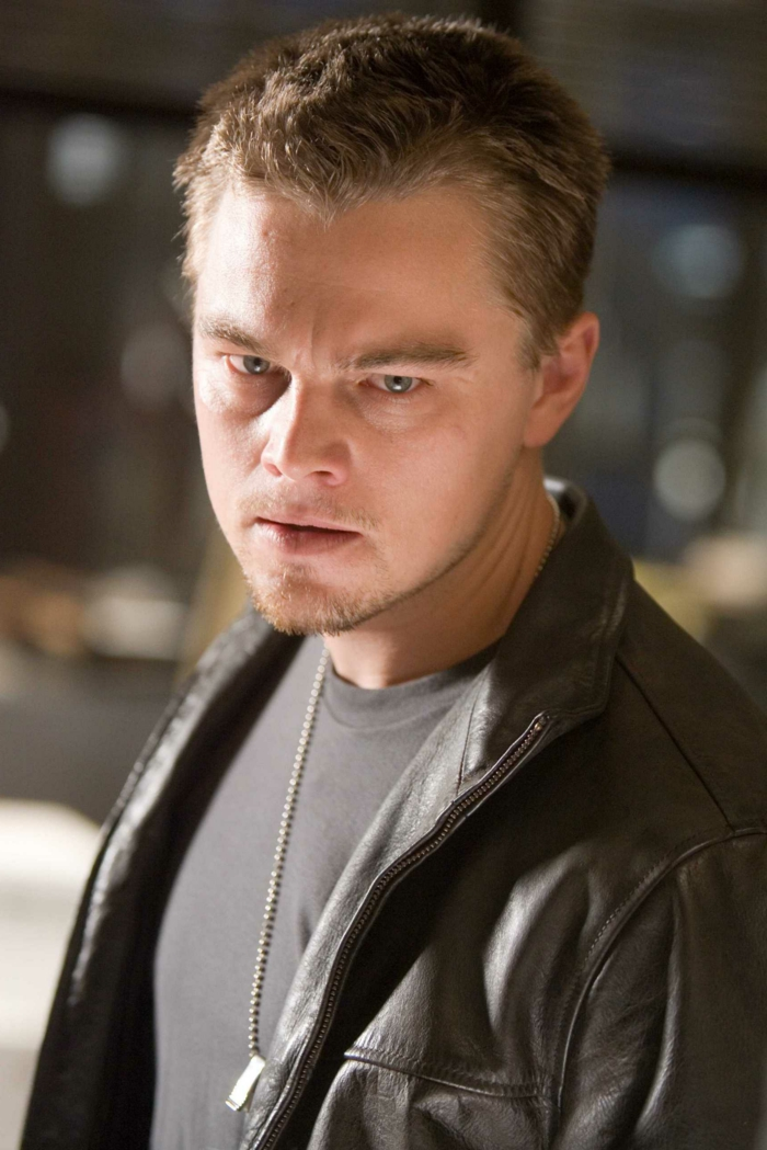 """LEONARDO DiCAPRIO stars as Billy Costigan, a state trooper who takes on a dangerous undercover assignment, in Warner Bros. Pictures' crime drama """"The Departed."""" PHOTOGRAPHS TO BE USED SOLELY FOR ADVERTISING, PROMOTION, PUBLICITY OR REVIEWS OF THIS SPECIFIC MOTION PICTURE AND TO REMAIN THE PROPERTY OF THE STUDIO. NOT FOR SALE OR REDISTRIBUTION."""