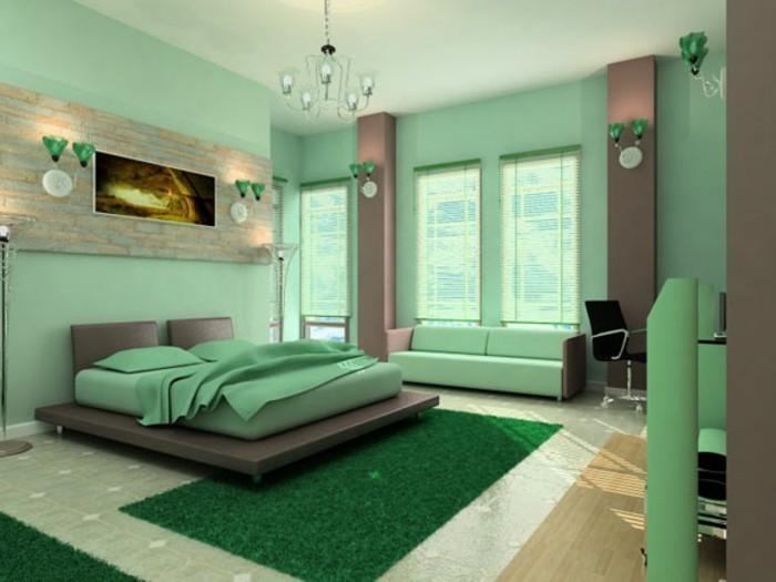 Les-meilleures-idées-pour-votre-couleur-de-chambre-à-coucher-en-tendance-une-idee-mint