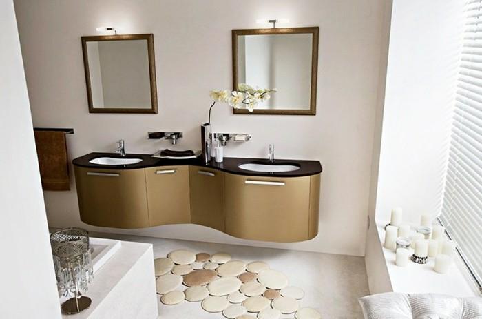 Meuble-WC-IKEA-effet-metallique