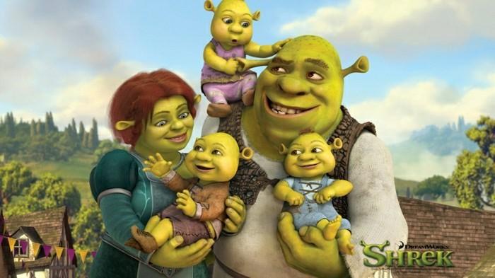 Shrek-dessin-animé-récent-meilleurs-dessins-animés-les