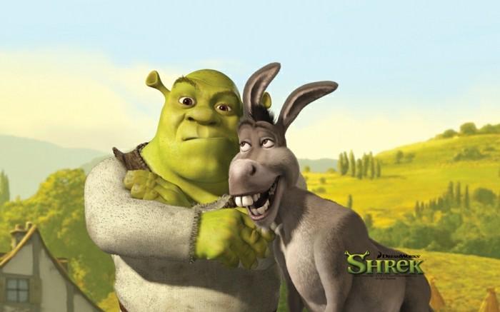 Shrek-les-meileurs-dessins-animés-dessin-animé-récent