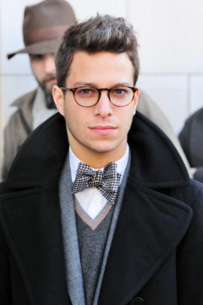 74401468963 Les lunettes sans correction un accessoire top! Comment choisir son modèle