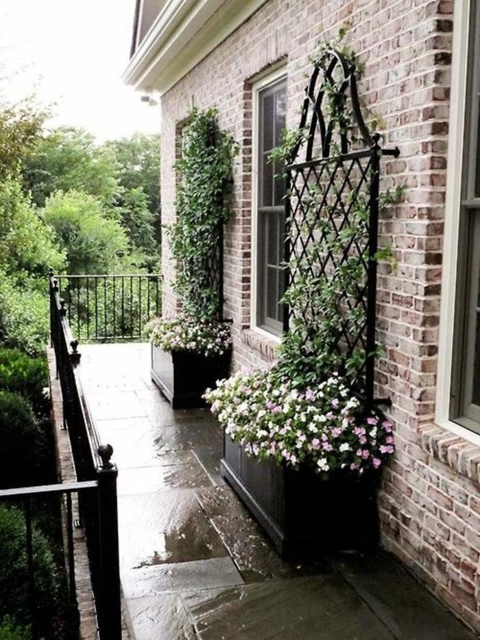 nos idees amenagement jardin en facade accueil design et mobilier. Black Bedroom Furniture Sets. Home Design Ideas