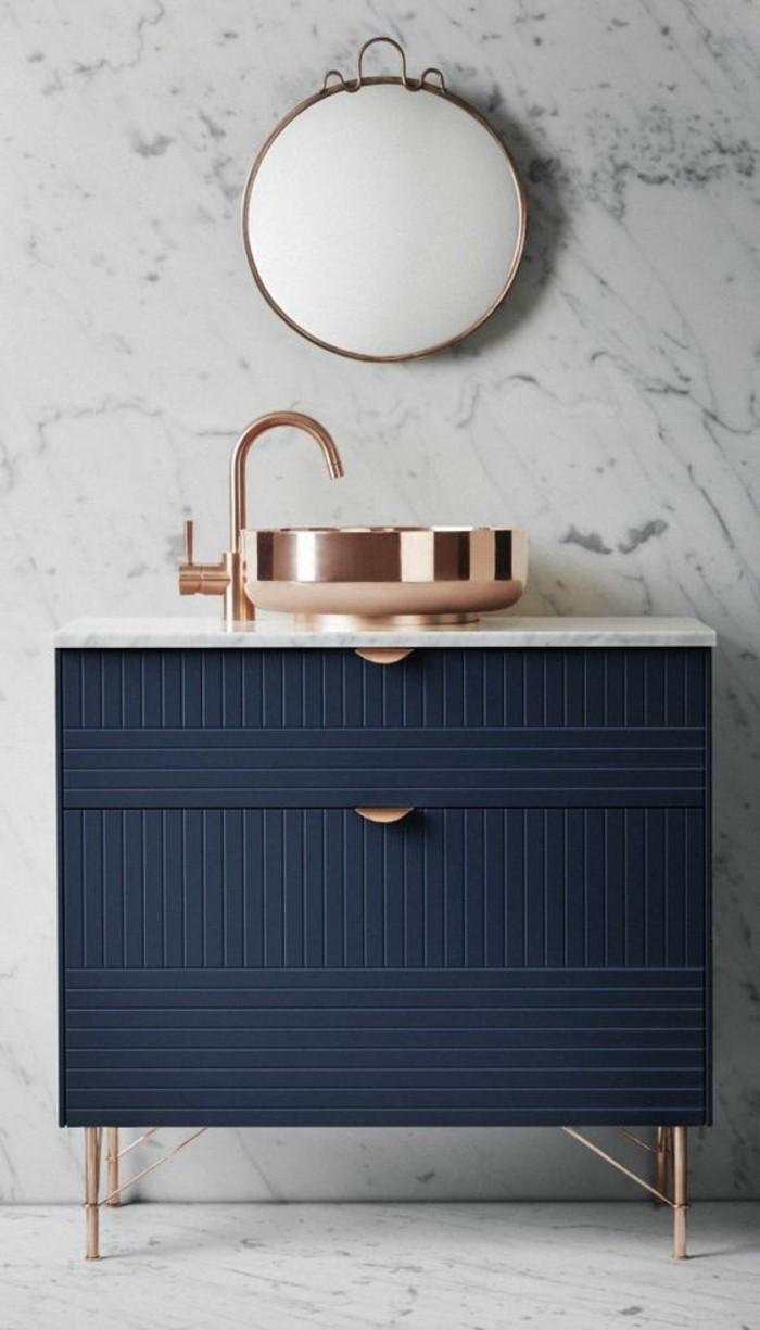 L armoire de toilette quel design choisir et quel mat riau - Salle de bain baroque pas cher ...
