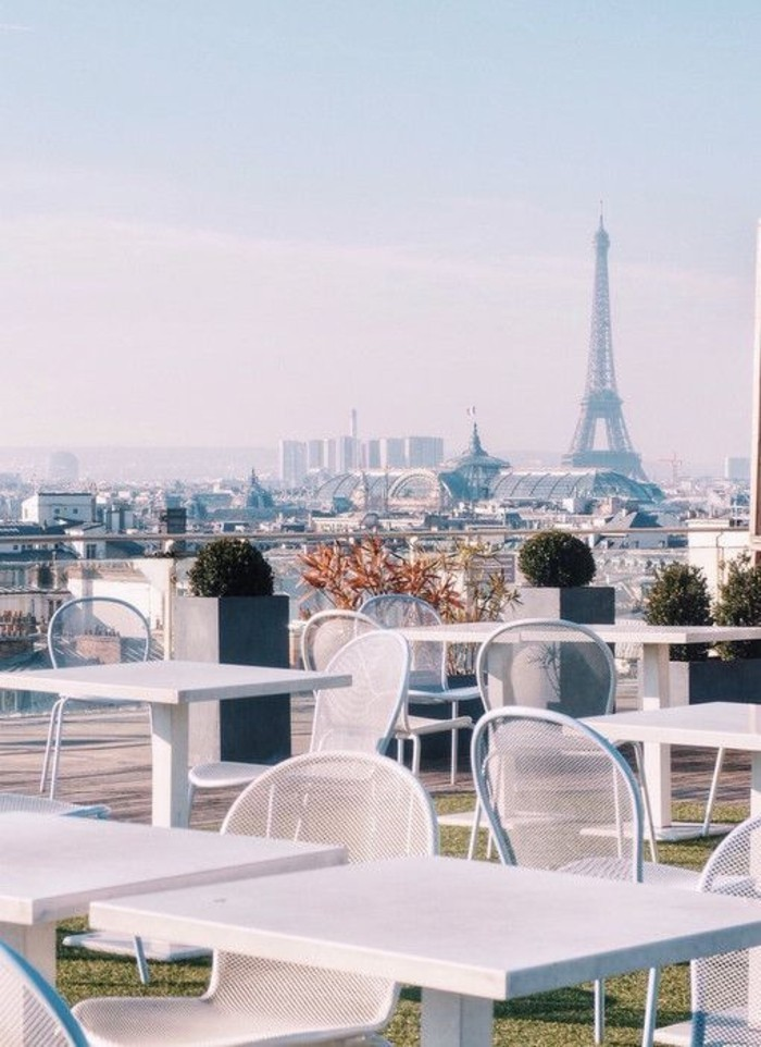 Les Toits De Paris 40 Images Exclusives