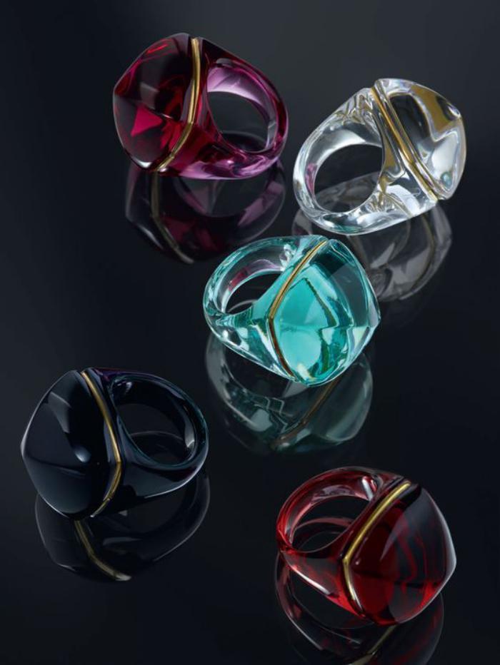 bijoux-baccarat-les-bagues-colorées-de-baccarat