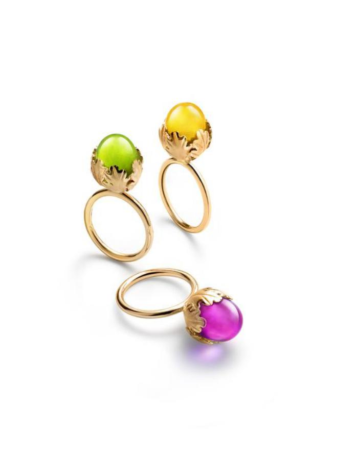 bijoux-baccarat-trois-bagues-cristaux-colorés