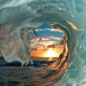Jolies photos prises au bord de la mer