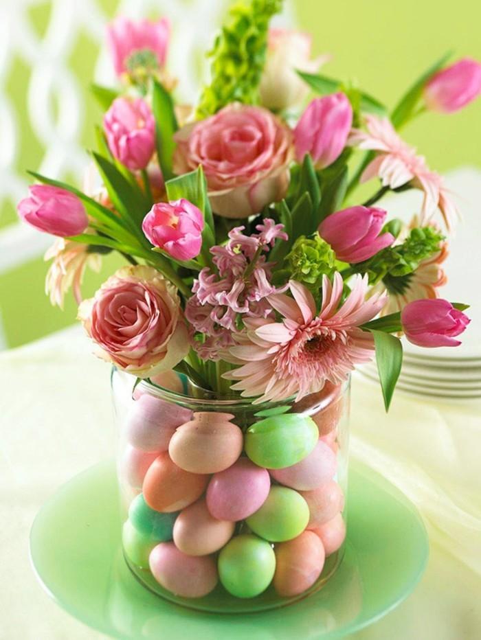 bricolage-panier-de-paques-déco-table-l'art-de-la-table-magnifique-vase