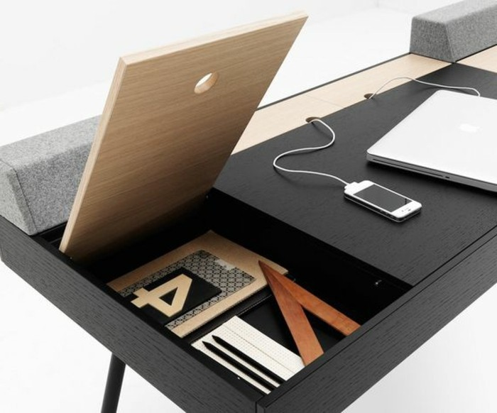 Bureau design ikea build your own ikea desk with bureau for Bureau gautier