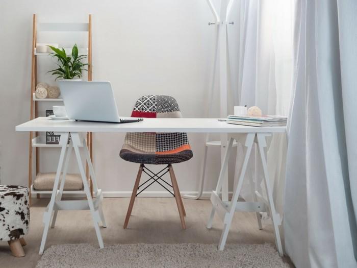 Le bureau pliable est fait pour faciliter votre vie - Tapis de bureau ikea ...