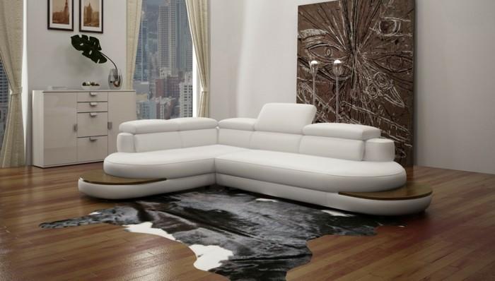 canape-arrondi-canape-conforama-de-couleur-blanc-salon-moderne-meubles-de-salon