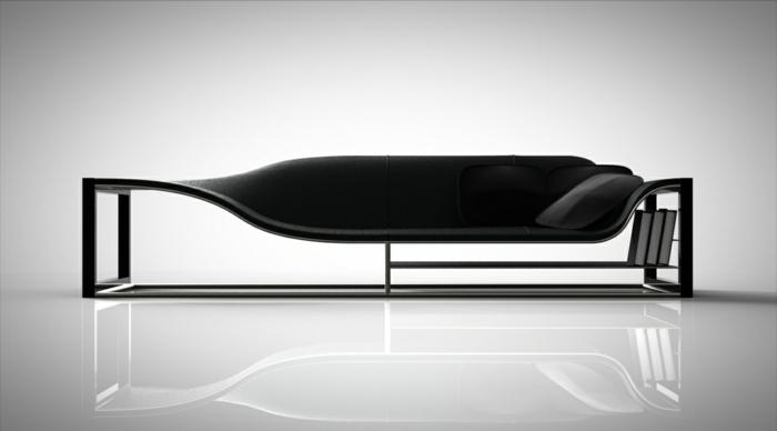 canape-chic-canape-design-italien-de-couleur-noir-pour-le-salon