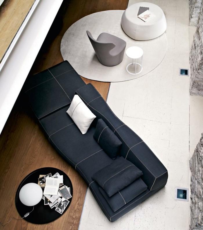 Le canap design italien en 80 photos pour relooker le salon - Les meilleurs canapes ...