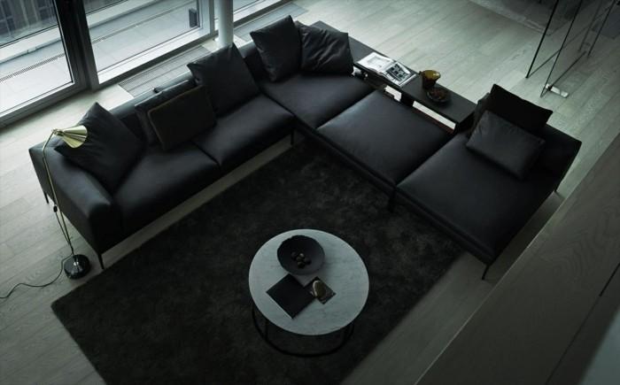 canape-pas-cher-design-italien-de-couleur-noir-comment-choisir-le-meilleur-canape-pas-cher-design-italien