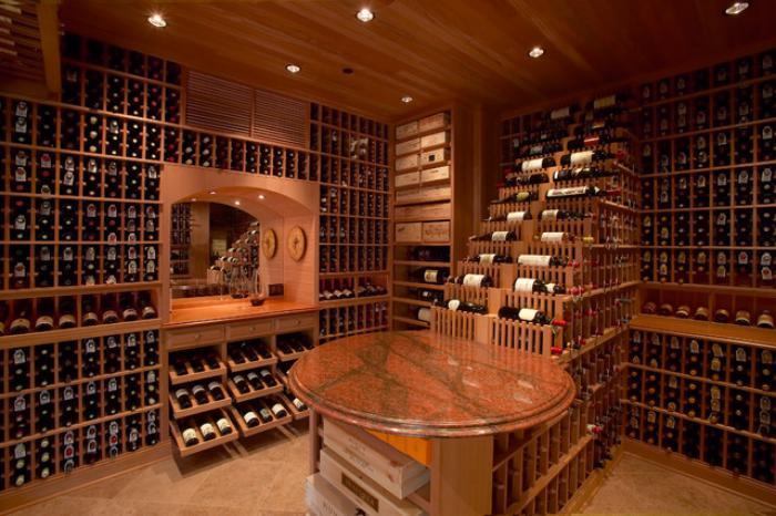 Cr 233 Er Sa Cave 224 Vin Fantastique Pour Un Petit Ou Un