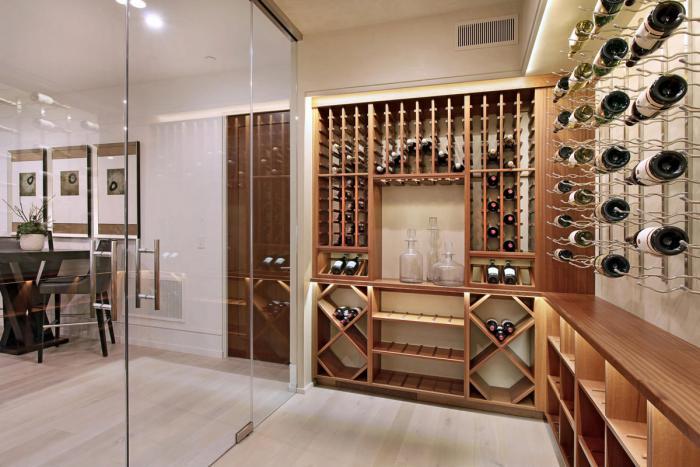 Mur Cave A Vin créer sa cave à vin fantastique - pour un petit ou un grand espace