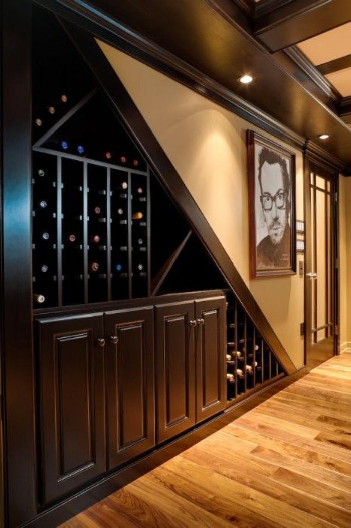 cr er sa cave vin fantastique pour un petit ou un. Black Bedroom Furniture Sets. Home Design Ideas
