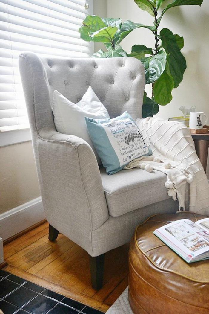 chaise-capitonnée-idée-déco-avec-chaise-capitonnée