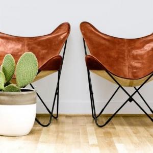 La chaise papillon - un design icônique depuis 1938