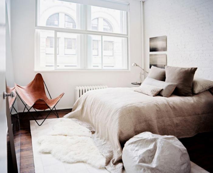 chaise-papillon-pour-la-chambre-à-coucher-moderne