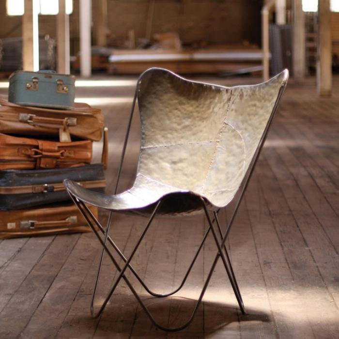 chaise-papillon-vintage-design