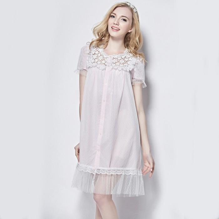 chemise-de-nuit-femme-nuisette-en-soie0pyjama-femme-sexy