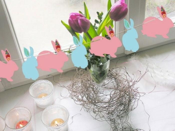 chocolat-de-pâques-bricolage-de-paques-creation-paques-lapins