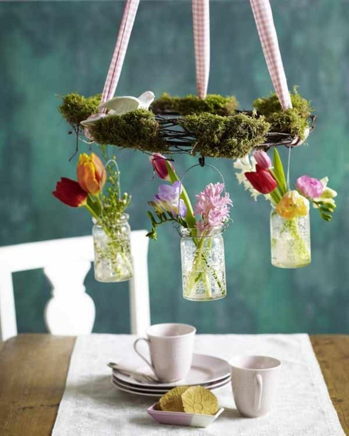 ... -activité-manuelle-pâques-decoration-paques-facile-en-verre-vases