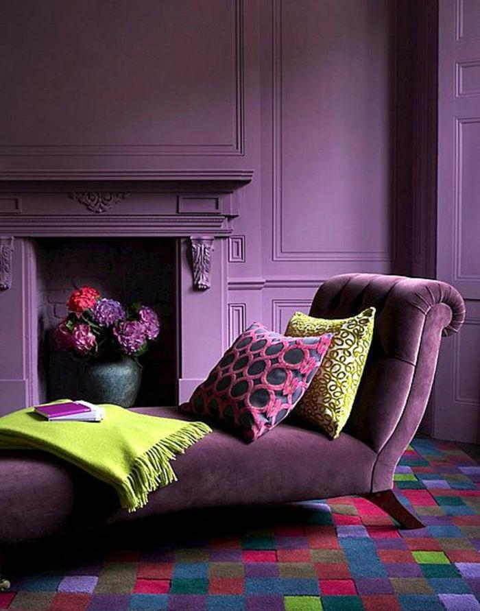 Chambre couleur prune chambre couleur prune violet for Chambre couleur prune