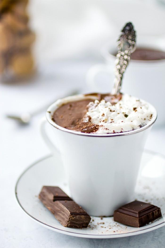 la meilleure recette chocolat chaud. Black Bedroom Furniture Sets. Home Design Ideas