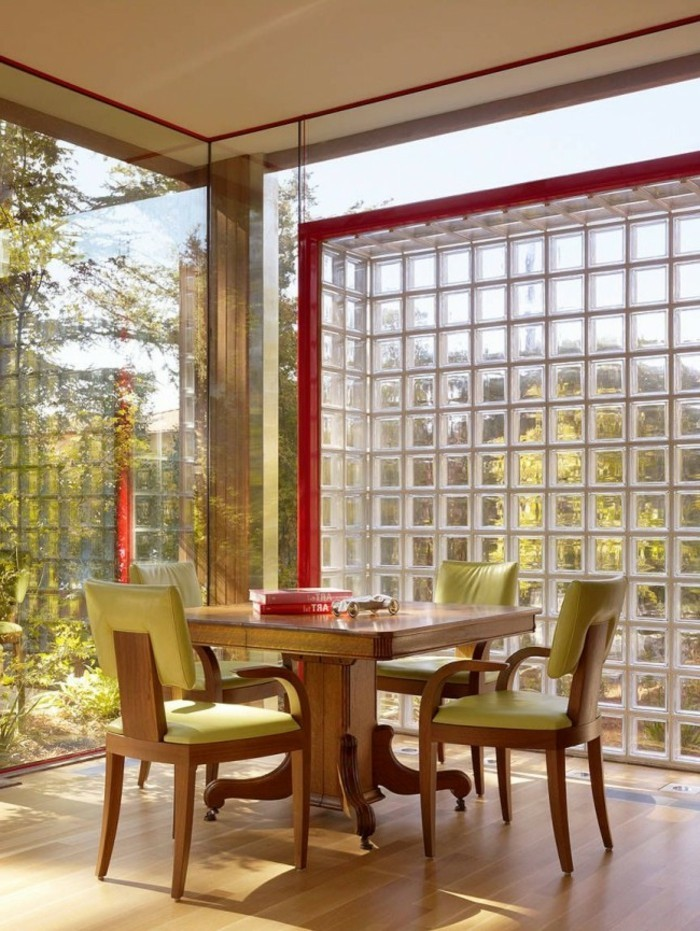 cool photo artistique intrieur pav de verre dcoration - Pave De Verre Exterieur