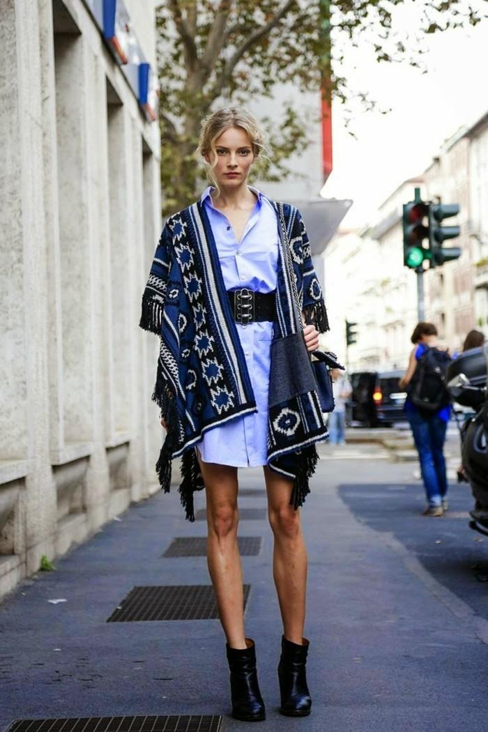 cool-tenue-veste-kimono-femme-le-chic-boho-vêtement-mode-moderne-femme-stylée