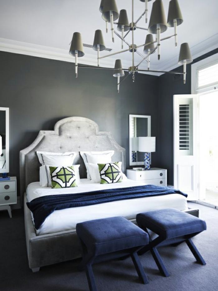 de-la-meilleure-chambre-couleur-tendance-pour-chambre-à-coucher-jolie-en-gris