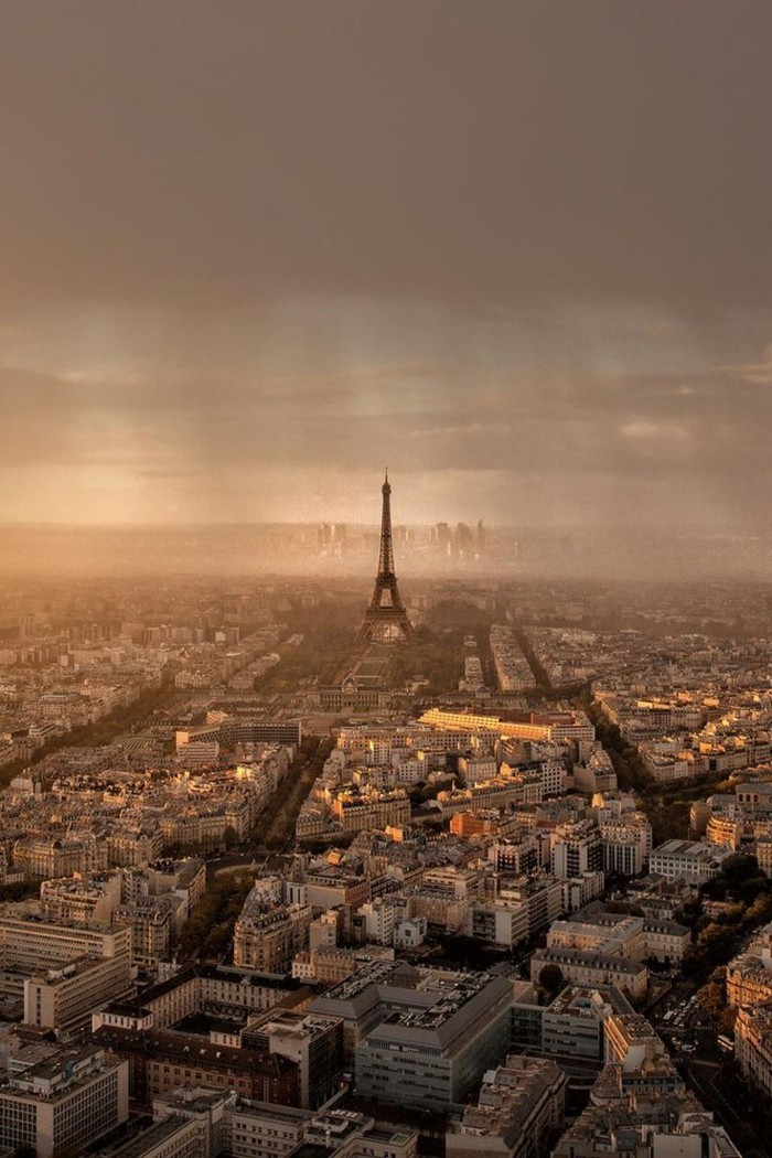 Les Toits De Paris - 40 Images Exclusives
