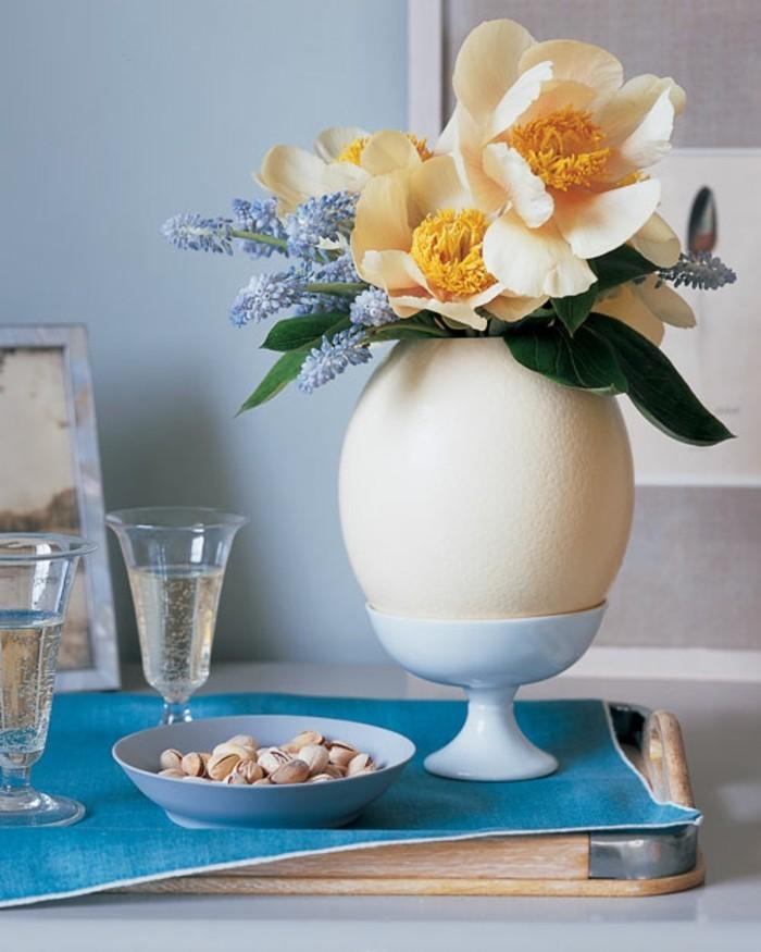 Le bricolage de p ques les meilleures id es r aliser for Idee deco pour grand vase en verre