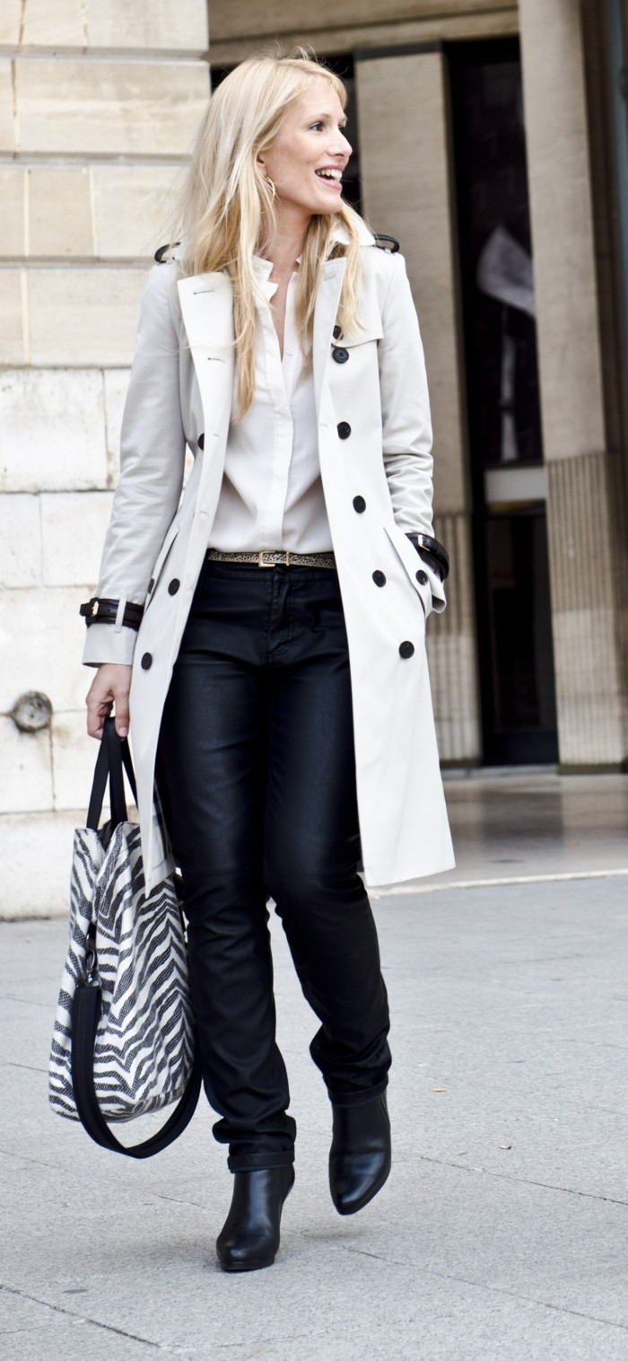 dusters-trench-imperméable-femme-trench-femme-long-blanc
