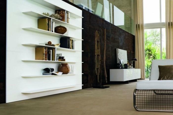 etagere-murale-en-bois-design-contemporain-étagère-murale-en-bois-blanc