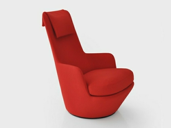 fauteuils-contemporains-rouge-Bensen-resized