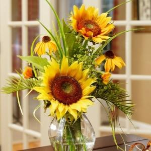 Fleurs artificielles - les avantages étourdissants en photos!