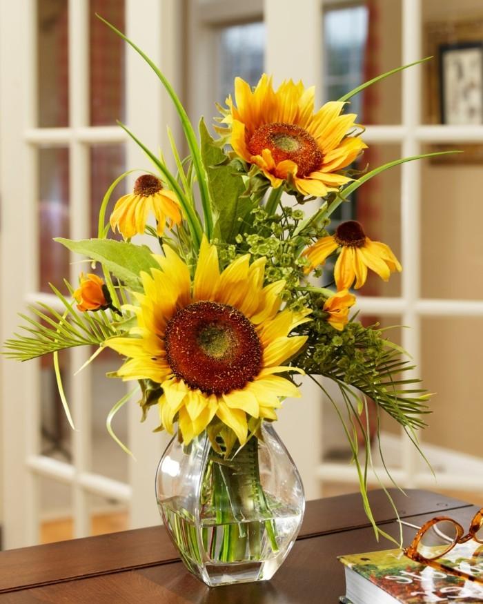 fleurs artificielles les avantages etourdissants en With déco chambre bébé pas cher avec fleur artificielle tournesol