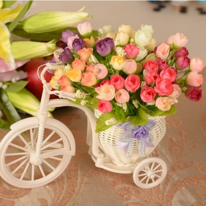 Fleurs artificielles - les avantages étourdissants en photos ...