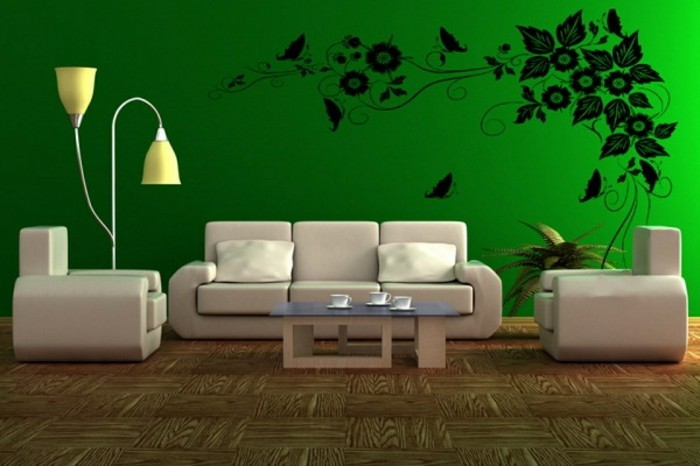 Wall Painting Designs With Tape